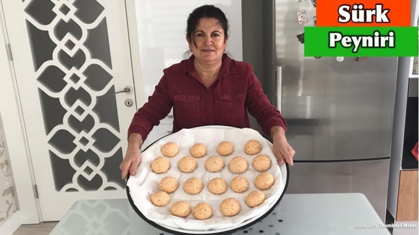 Hatay Sürk Peyniri Tarifi