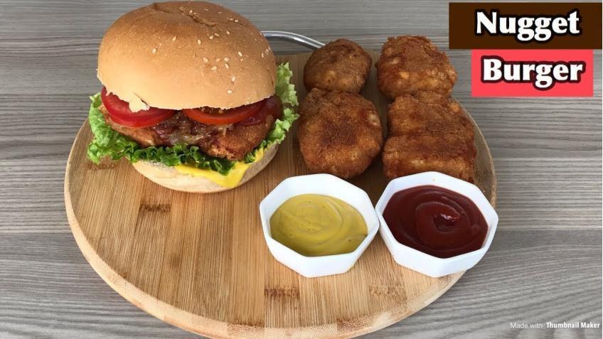Nugget Burger Nasıl Yapılır?