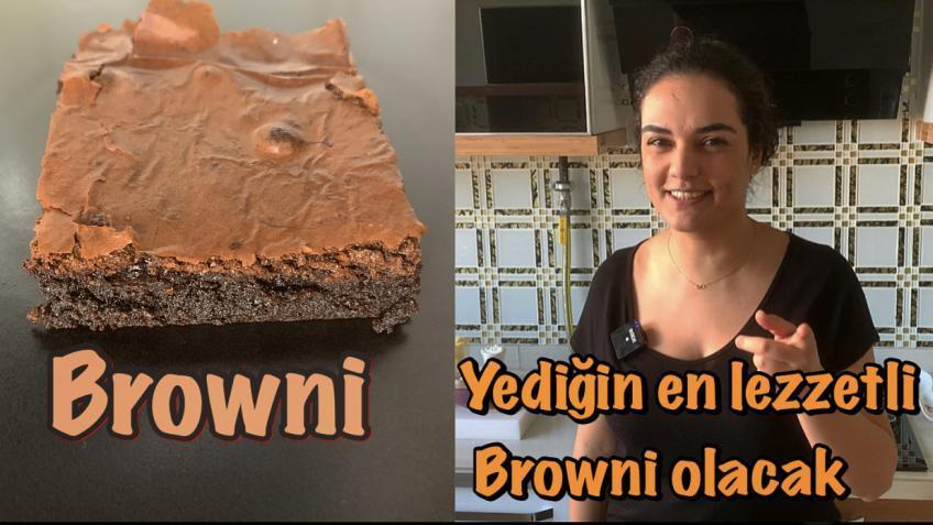 Browni Nasıl Yapılır? Browni Tarifi Islak Kek